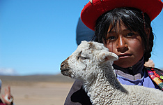 Al encuentro con las comunidades andinas