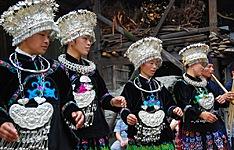Yunnan - Guizhou - Guangxi: \