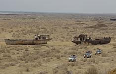 Viaje de aventura 4x4 - Por el desierto Kizil-Kum hacia el Mar Aral