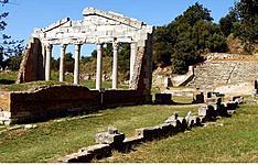 Ruta clásica por Albania